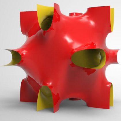 Minimal Surface Grasshopper3d Definition Meshedit Fox Plugin