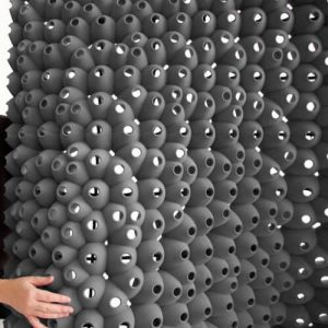 The PicorocoBlock modular 3D printed building block