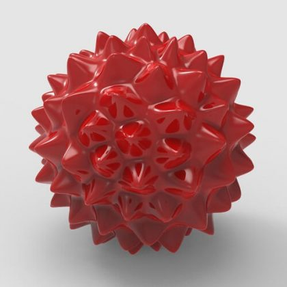 Voronoi Virus Grasshopper3d Definition Weaverbird Plugin