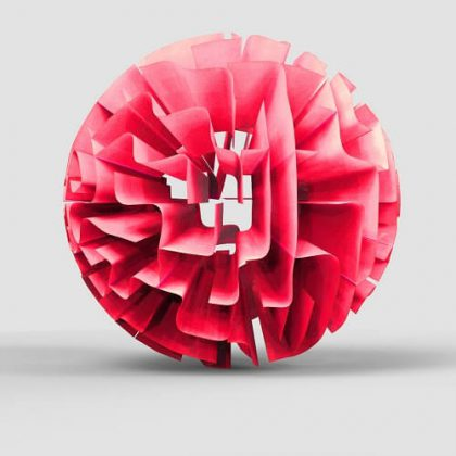 Spherical Maze Grasshopper3d Definition Parakeet Plugin 3D Pattern
