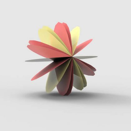 Parametric Flourish Grasshopper3d Definition