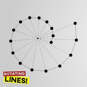 Rotating Lines Grasshopper3d Tutorial