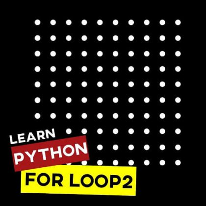 For Loop (List) Python Loop exercise