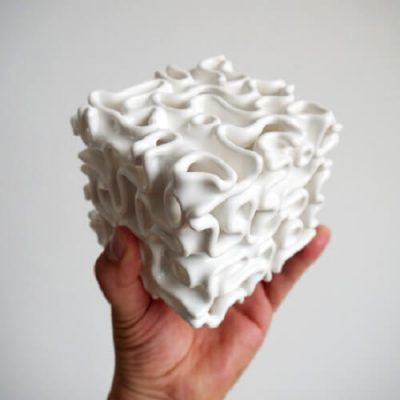3D Printed Berkeley-Rupp Prize