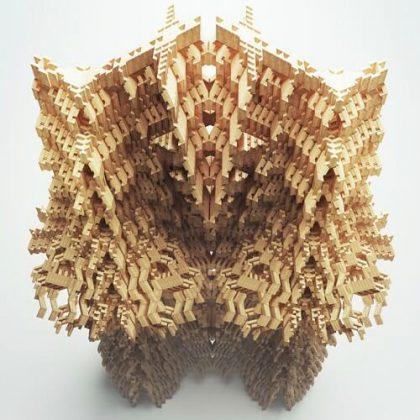 Combinatorial Design Non-parametric computational design strategies