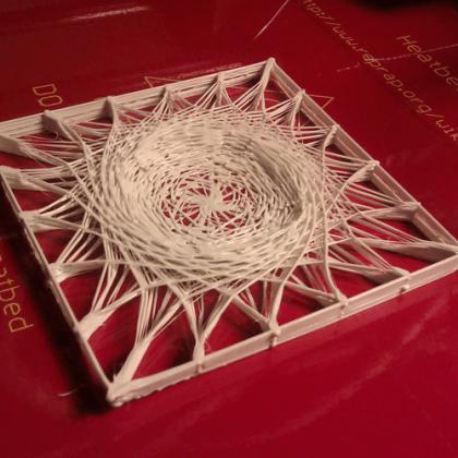 Silkworm Grasshopper3d Plugin for 3D Printing
