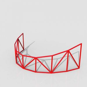 Lunchbox Truss Grasshopper3d Definition