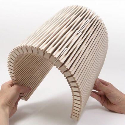 Flexible Wood
