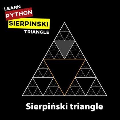 Sierpinski Python Grasshopper3d Tutorial