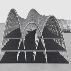 Biomimicry of Feathers for Airport Design