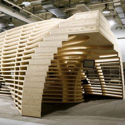 Lignum Pavilion