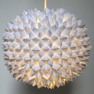 Faceted Pendant Lights