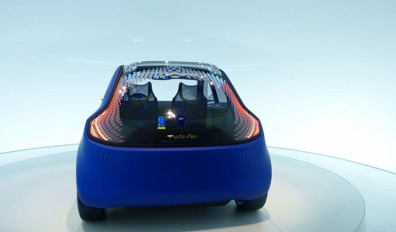 TWIN-Z Concept Car