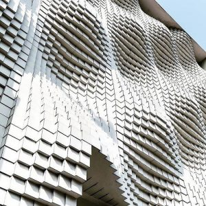 Parametric Models of Facade Designs of High-Rise Residential Buildings
