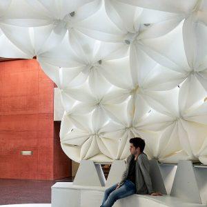SpacerFabric Pavilion
