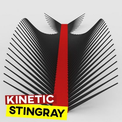 Kinetic Stingray Grasshopper3d Tutorial