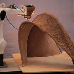 Digital fabrication phasing for monolithic shells