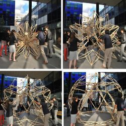 Transformable structures in architectural engineering