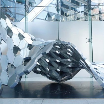 Frsh Pavilion Parametric Design