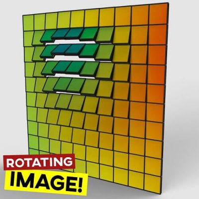 Rotating Image Panels Grasshopper3d Definition Weaverbird Plugin