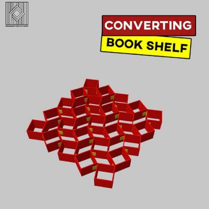 Converting Bookshelf Grasshopper3d Python Definition