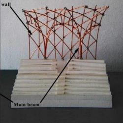 Architectural and Structural Design of Free- form Structures – Case Study