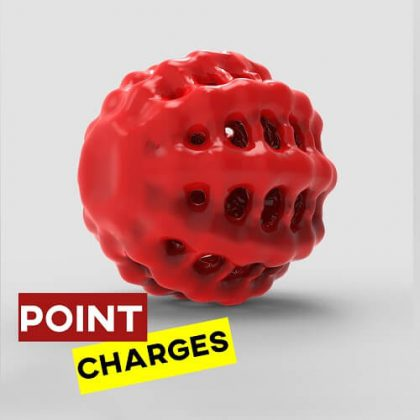 Voxel Point Charges Grasshopper3d Definition Dendro Plugin