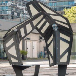 Ladybird Pavilion Biomimicry Kinetic