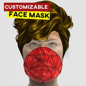 Customizable Face Mask 500