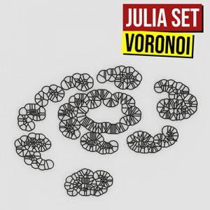 julia set voronoi500