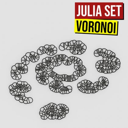 julia set voronoi500