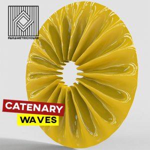Catenary waves-500