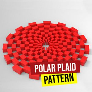 Polar plaid pattern1200