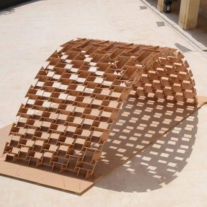 Plate Pavilion Parametric Design
