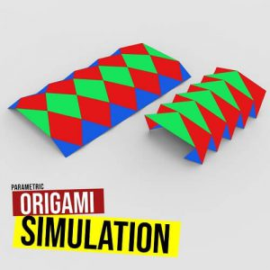 Origami Simulation Grasshopper3d Tutorial