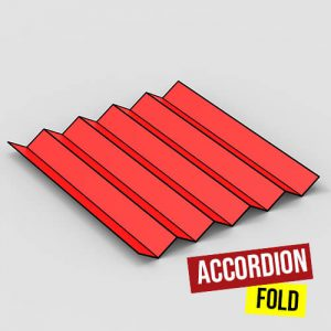 accordion fold 500