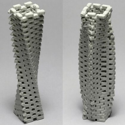 Building Traditions with Digital Research Brick Architecture through Robotic Fabrication