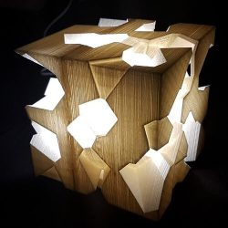 Digitally Conscious Design From the Ideation of a Lamp to its Fabrication as a Case Study