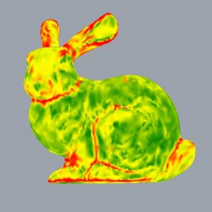 Mesh Color Grasshopper3d Example