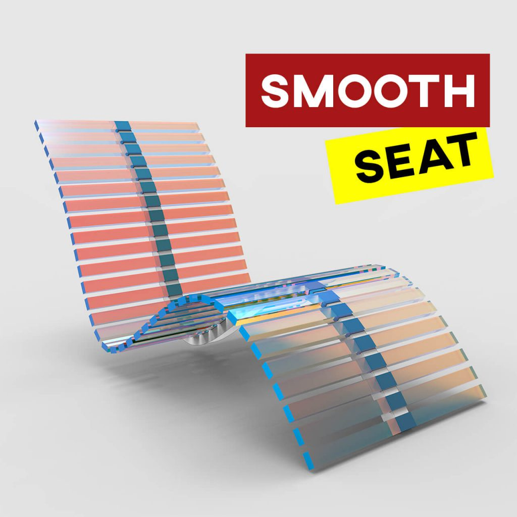 Smooth seat501200