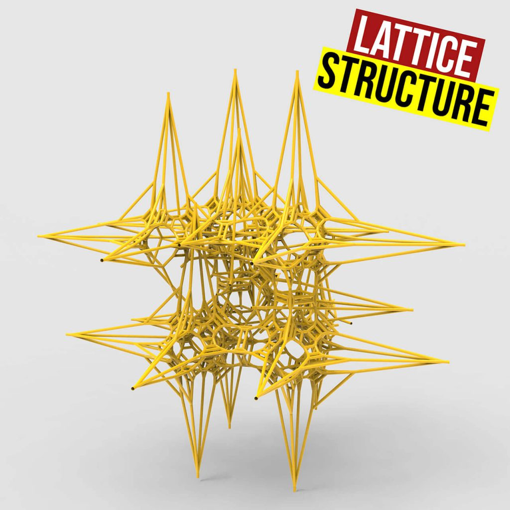 lattice structure 1200