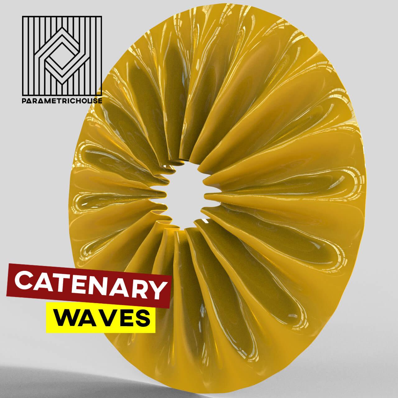 catenary waves 1200-