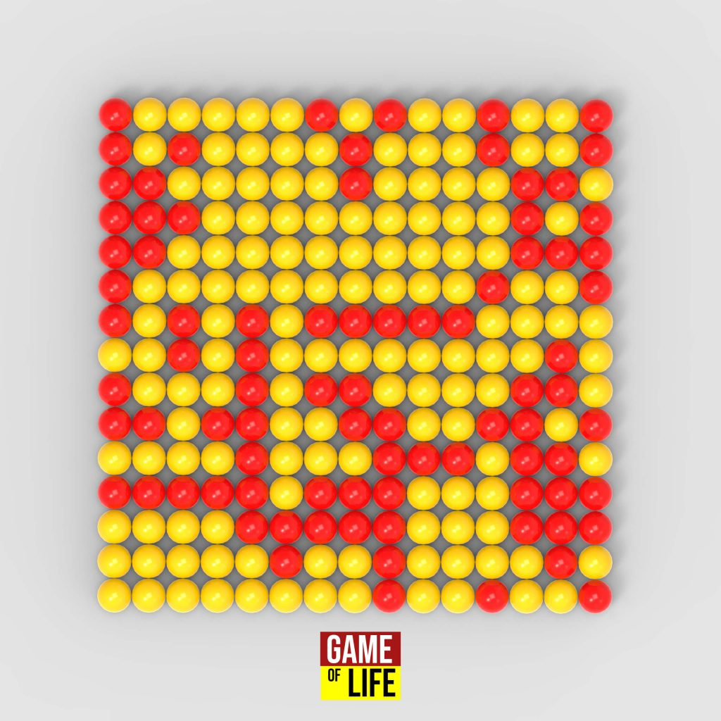Game of Life 200