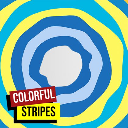 colorful stripes500