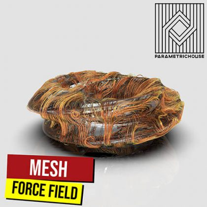 Mesh force field500