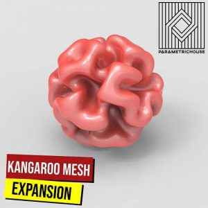 Kangaroo Mesh Expansion Grasshopper3d Definition Kangaroo weaverbird plugin
