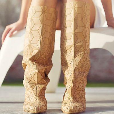 Lasercut Footwear