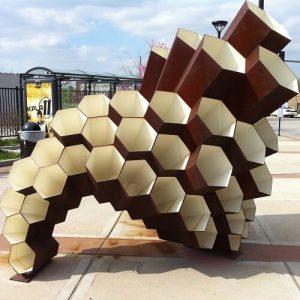 Hive Parametric Sculpture