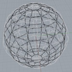 QuadEdgeDataStructure Grasshopper3d Plugin