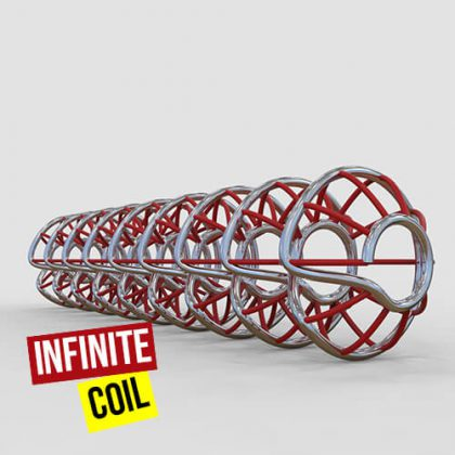 Infinite Coil Grasshopper3d Definition